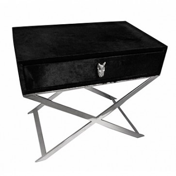 Bočný stolík Eclectic 70x46x61cm