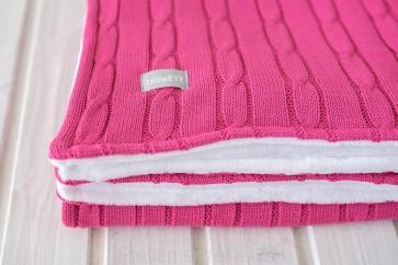 """Detská deka zimná """"Vrkoč"""", rôzne farby, 80x100 cm"""
