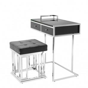 Písací stolík & Taburetka Equinox - U