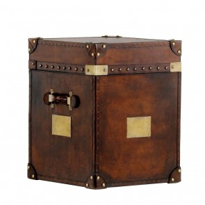 Kufor Filippo tobacco leather