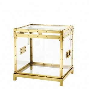 Kufor Exposed gold finish incl stand