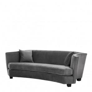 Sedačka Giulietta 3 seat granite grey