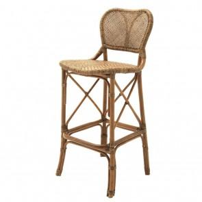 Barová stolička Colony honey finish
