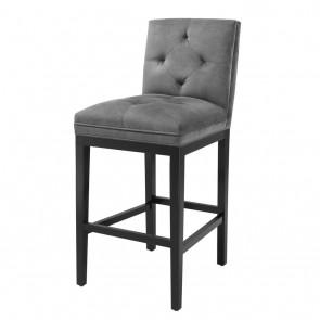 Barová stolička Cesare granite grey