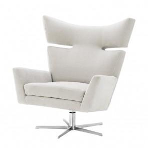 Otočná stolička Eduardo clarck sand