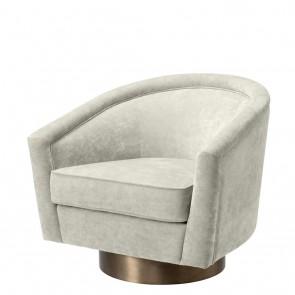 Otočná stolička Catene clarck sand