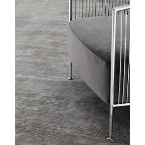 Koberec Liam grey viscose linen 300 x 400 cm