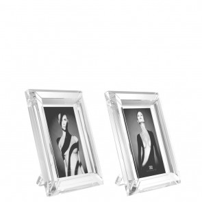 Fotorámik Theory S crystal glass set of 2