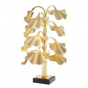 Stolné svietidlo Donati polished brass