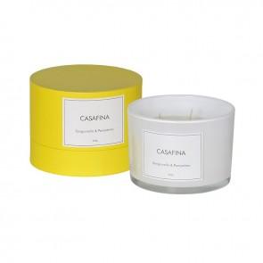 Casafina sviečka vôňa Červený pomaranč & Grapefruit