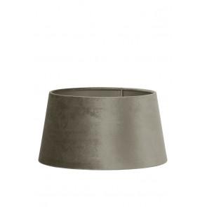 Tienidlo okrúhle 20-17-11,5 cm ZINC taupe