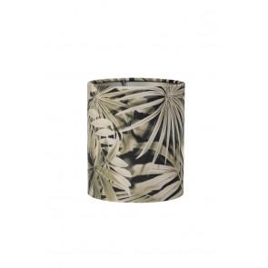 Tienidlo cylindrické 17-17-23 cm VELOURS palm sepia