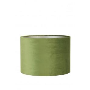 Tienidlo cylindrické 25-25-18 cm VELOURS olive green