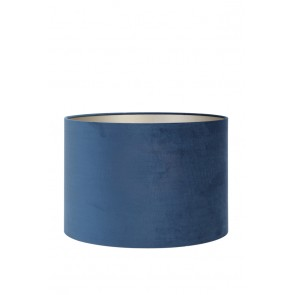 Tienidlo cylindrické 30-30-21 cm VELOURS petrol blue