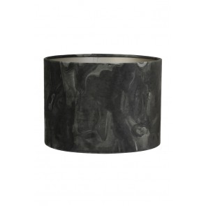 Tienidlo cylindrické 30-30-21 cm MARBLE anthracite