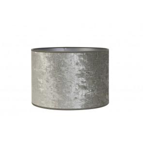 Tienidlo cylindrické 35-35-30 cm CHELSEA velours silver