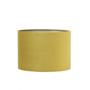 Tienidlo cylindrické 40-40-30 cm VELOURS dusty gold