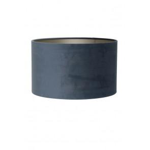 Tienidlo cylindrické 40-40-30 cm VELOURS dusty blue