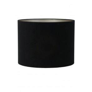 Tienidlo cylindrické 50-50-38 cm VELOURS black-taupe