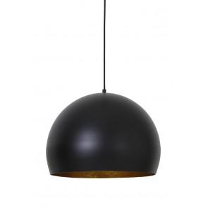 Visiace svietidlo Ø45x32,5 cm JAICEY matted black-gold