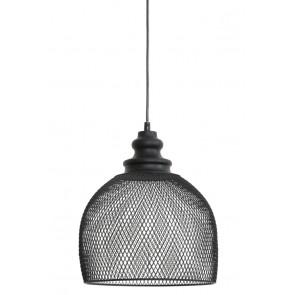 Visiace svietidlo Ø28x30 cm KARLA wire black