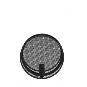 Nástenné svietidlo Ø30x14 cm MIRASH matt lead Zrkadlo