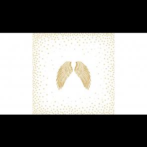 Papierové servítky Holy Wings, 33x33cm 20ks