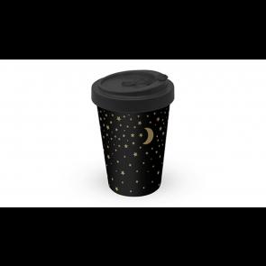Bambusový cestovný hrnček na kávu Moonlight