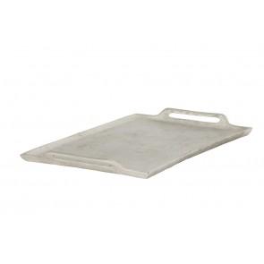 Podnos 22x36 cm NIBE raw nickel