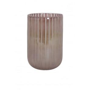 Váza Ø20x30 cm TOLLEGNO glass pink
