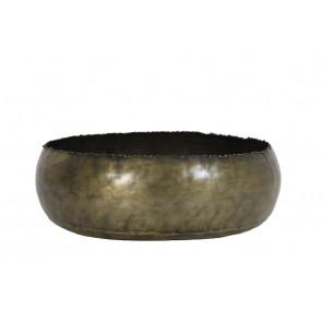 Miska Ø30x8 cm GAJA antique bronze