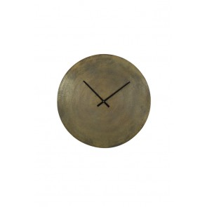 Hodiny Ø59 cm LICOLA antique bronze