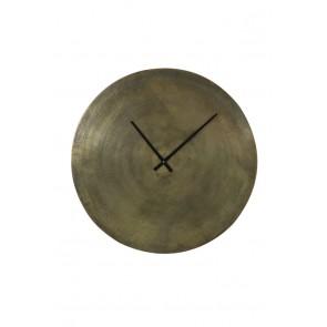 Hodiny Ø74 cm LICOLA antique bronze