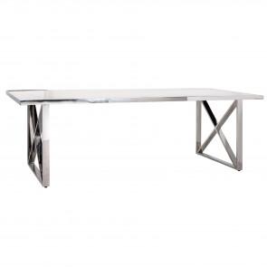 Jedálenský stôl Levanto cross leg 200