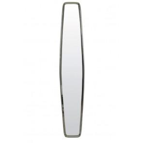Zrkadlo 32x4x174 cm FAJAH nickel
