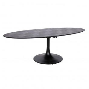 Jedálenský stôl Blax ovál 230x100