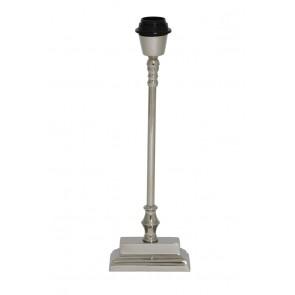 Svietidlo (noha) obdlĺžnikový H40cm LATA nickel