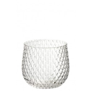 Svietnik na čajovú sviečku, rozmer 7x7 cm