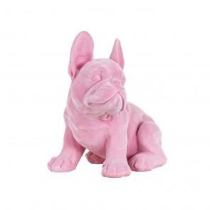 Pes Miro ružový