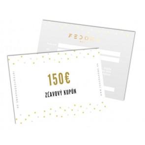Darčekový poukaz 150€