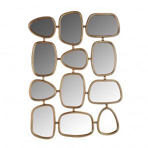 Zrkadlo Jeff s 12 zrkadlami
