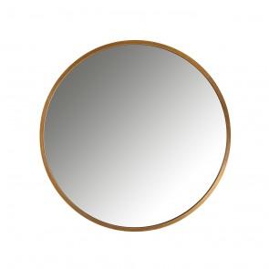 Zrkadlo Maeron zlaté 70Ø