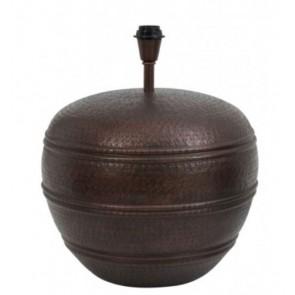 Svietidlo (noha) Ø40x43 cm PROGO antique copper