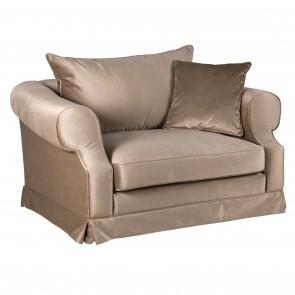 Sofa Isabella 1,5 sedenie s vyberateľnými sedákmi